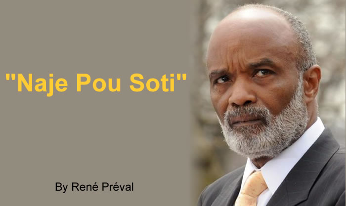 Nage Pou'w Soti by Rene Preval