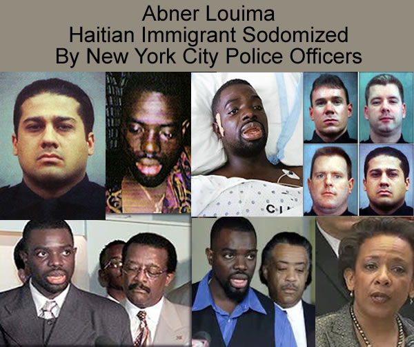 Abner Louima, Haitian Immigrant Sodomized By New York City Police Officers