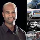 Ralph Gilles, Senior Vice President of Design at Chrysler, credited for 2005 Chrysler 300