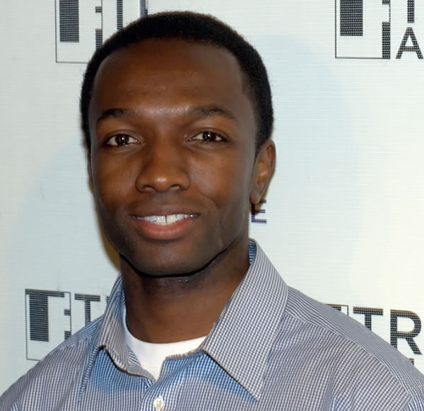 Jamie Hector, American actor of Haitian descent