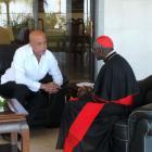 Cardinal Robert Sarah visit to Haiti
