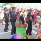 Polic nan Miyami kape danse Rara lakay