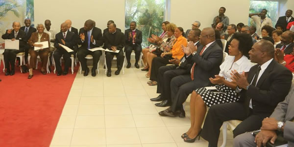 Commission consultative to President Michel Martelly