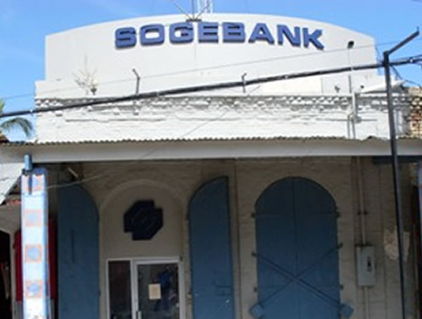 Disappearance of 2,144,000 gourdes at Sogebank in Léogâne
