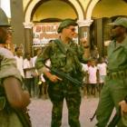 US Military Given order to Forces Armées d'Haïti, FAd'H