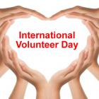 Celebrating International Volunteer Day in Haiti