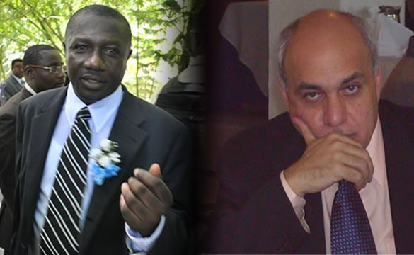 WAR erupts between Gabriel Fortune and Reginald Boulos, advisory committee