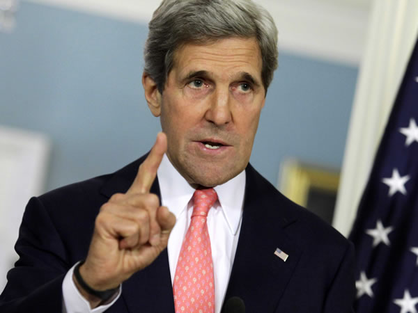 US Secretary of State John Kerry to visit Haiti but not in friendly term