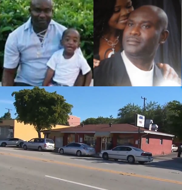 Security guard shot to death outside Chez Le Bebe Restaurant, Little Haiti