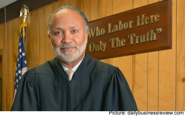 Miami-Dade County Court Judge Fred Seraphin, a Haitian-American