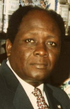 Roger Lafontant From Duvalier Was A Member Of Francois Duvalier And Jean-Claude Duvalier Government