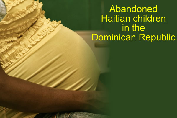 Haitian mothers abandoning children in hospital in Dominican Republic