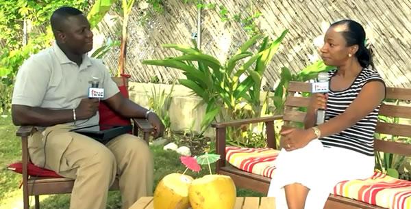 Lucie Tondreau, Une Personnalité dit tout, Radio Television Caraibes