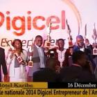 Finale Nationale Digicel Entrepreneur de l'année 2014