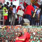 Christmas at the National Palace, with Michel and Sophia Martelly