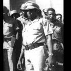 Haitian military officer,  Lt. Col. Jean-Claude Paul