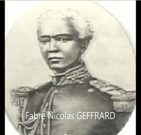 Fabre-Nicolas Geffrard