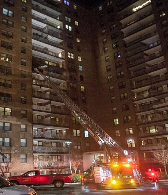 Traditional Haitian soup left unattended caused fire that killed 3 in Queens