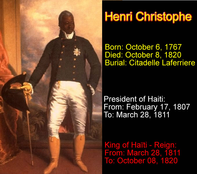 Who is Henri Christophe?