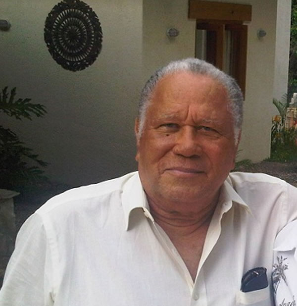 Henri Namphy Living In The Dominican Republic