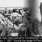 Jean-Baptiste Riché instrumental in 1807, siege of Port-au-Prince