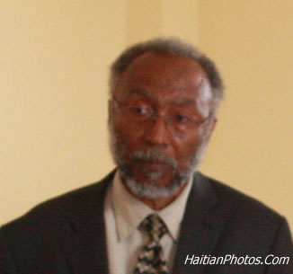Jean-Jacques Honorat, Prime Minister of Haiti