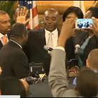 Jean Monestime 1st Haitian