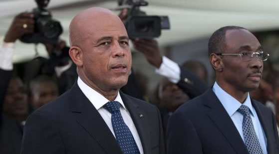 Evans Paul as new Haiti Prime Minister