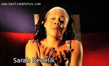 Sarah Renelik In Sak Passe Ayiti