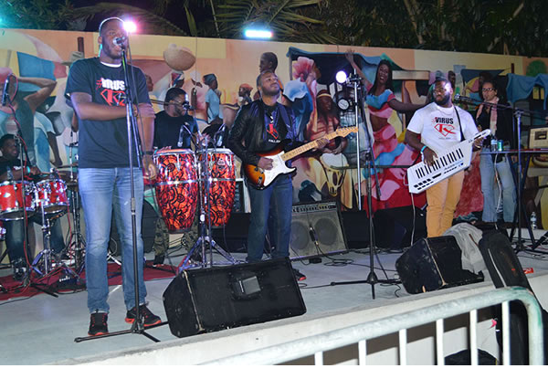 Big Night In Little Haiti with Karizma Kompa Band