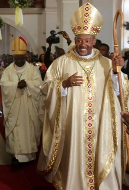 Archevèque métropolitain du Cap-Haïtien, Mgr Max Leroy Mésidor