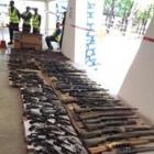 More than 250,000 illegal weapons in circulation in Haiti