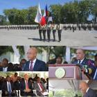 Graduation of 1,118 new agents of Haiti National Police(PNH)