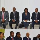 installation of 9 members of the Provisional Electoral Council (CEP)