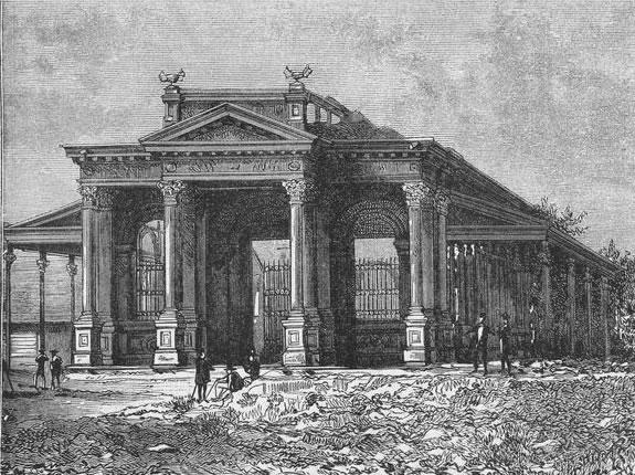 Lysius Salomon established Haiti National Bank