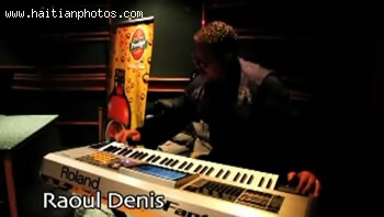 Raoul Denis In The Music Video Sak Passe Ayiti