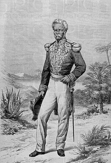 Jean-Nicolas Nissage Saget, President of Haiti
