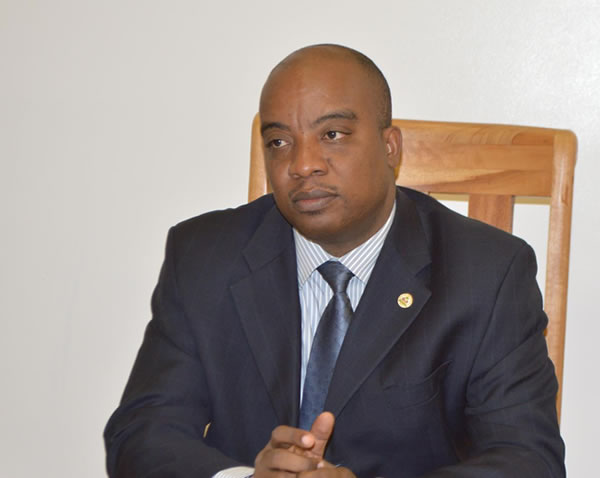 Pierre Richard Casimir requests OAS assistance for realization of election