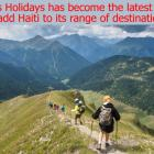 Ramblers Holidays add Haiti range