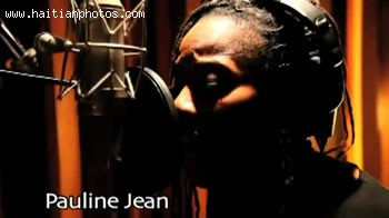 Artist Pauline Jean In The Music Video Sak Passe Ayiti