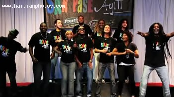 Artists In The Music Video Sak Passe Ayiti