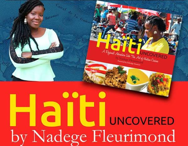 Chef Nadege Fleurimond in Haiti