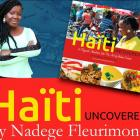 Chef Nadege Fleurimond in Haiti