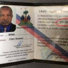 Senate President Simon Dieuseul Desras reinstated by a Haitian court