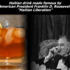 Haitian Liberation cocktail made