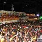 The Crowd - Haiti Kanaval Picture 2015