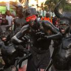 The Tradition remains - Haiti Kanaval Picture 2015