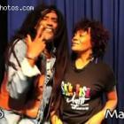 Artists Lolo And Manze In The Music Video Sak Passe Ayiti