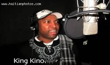 Artist King Kino In The Music Video Sak Passe Ayiti