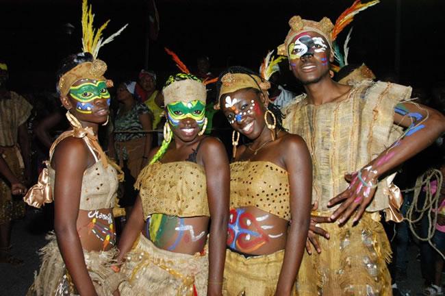 Haiti Kanaval 2015